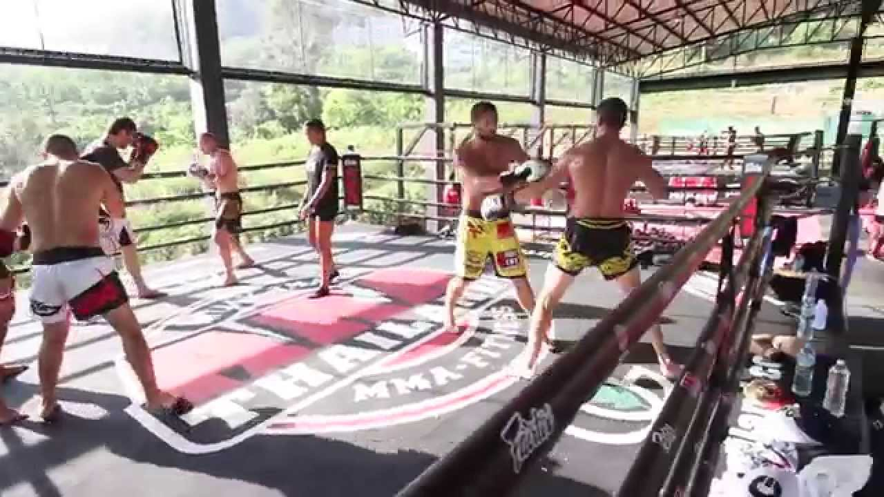 Health Benefits Of Muay Thai Training For Fitness In Thailand - AZ Web